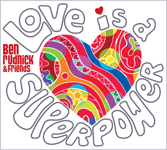 CD Reviews: Love is a Superpower