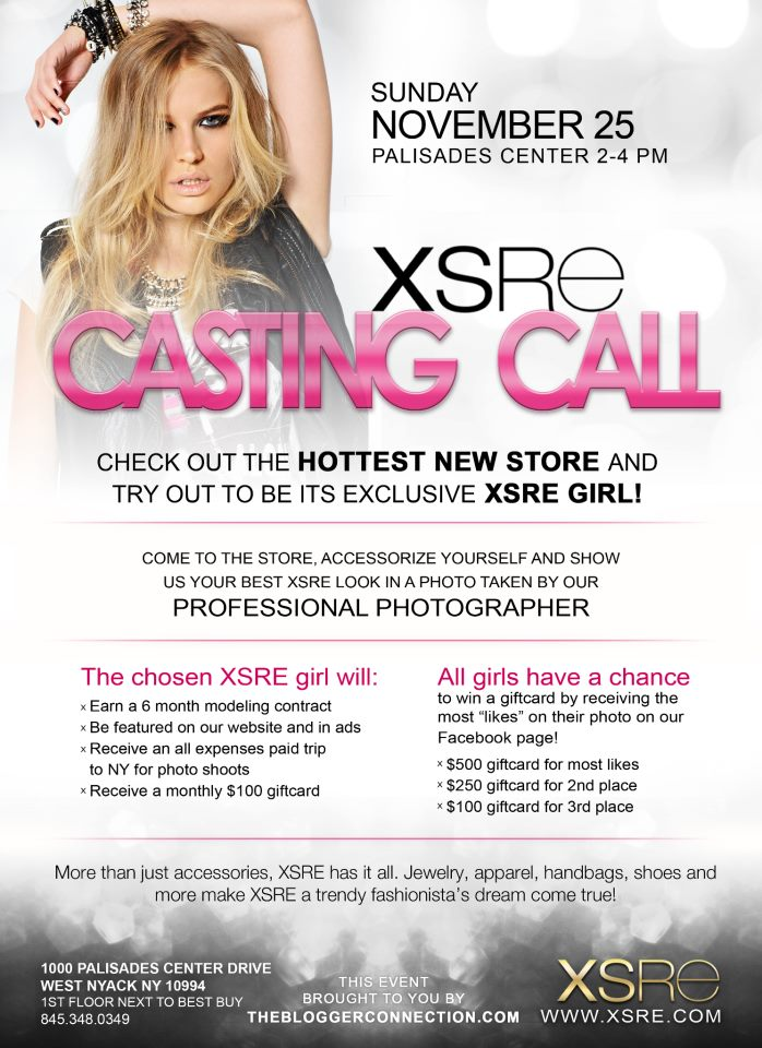 XSRE Girl Casting Call – Palisades