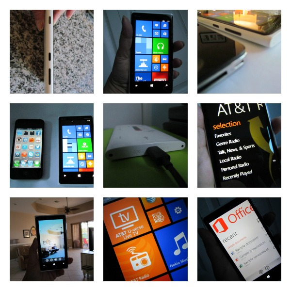 Lumia 920 Collage