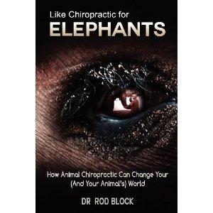 like chiropractic for elephants