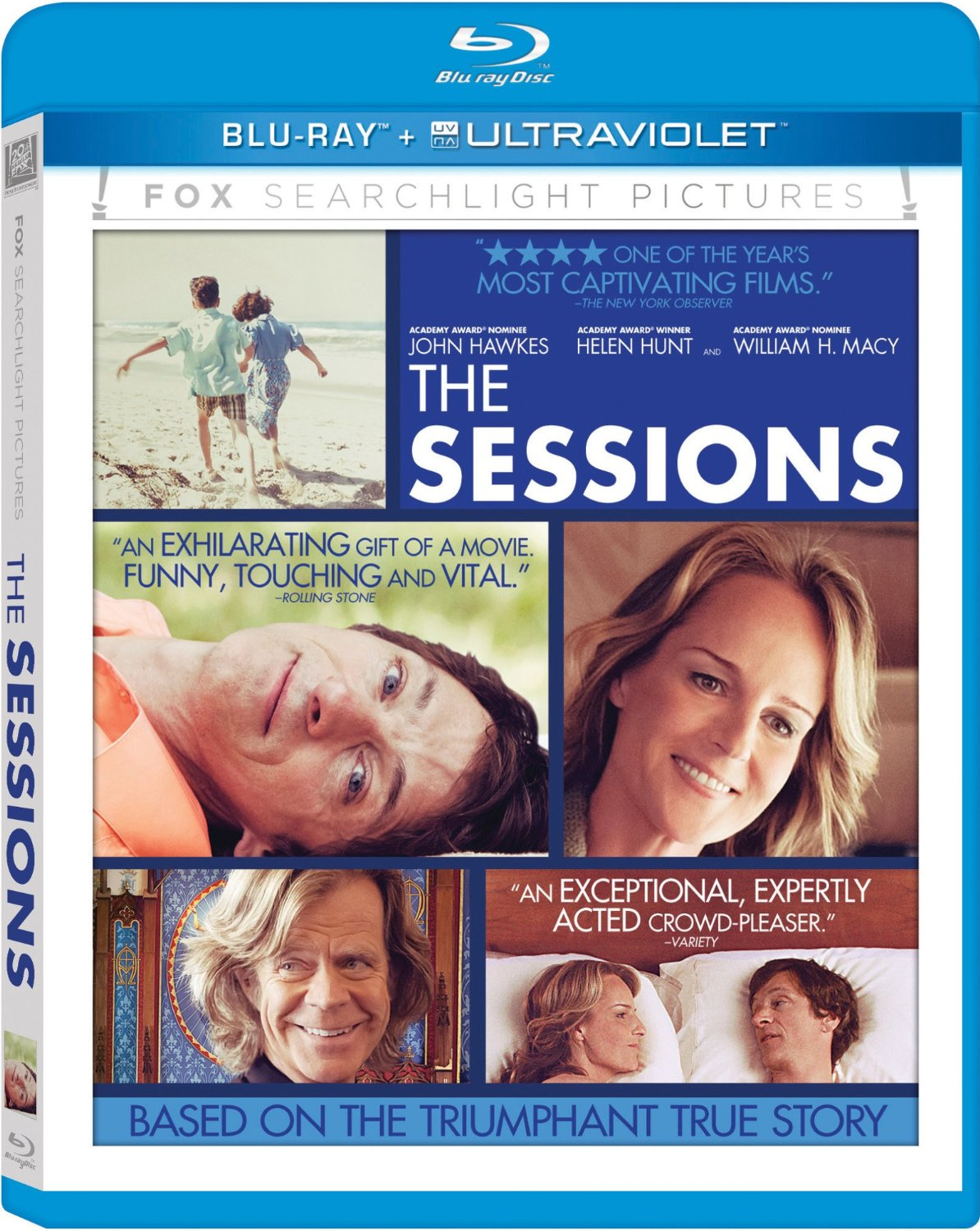 DVD Reviews: The Sessions