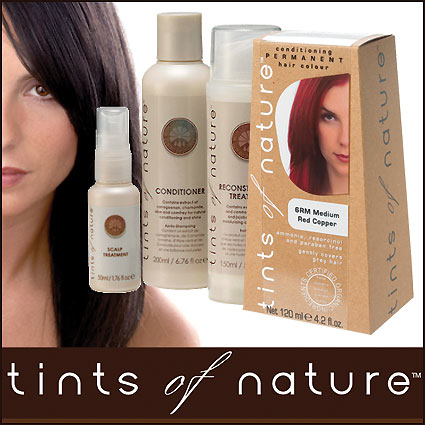 Tints Of Nature Natural Hair Color