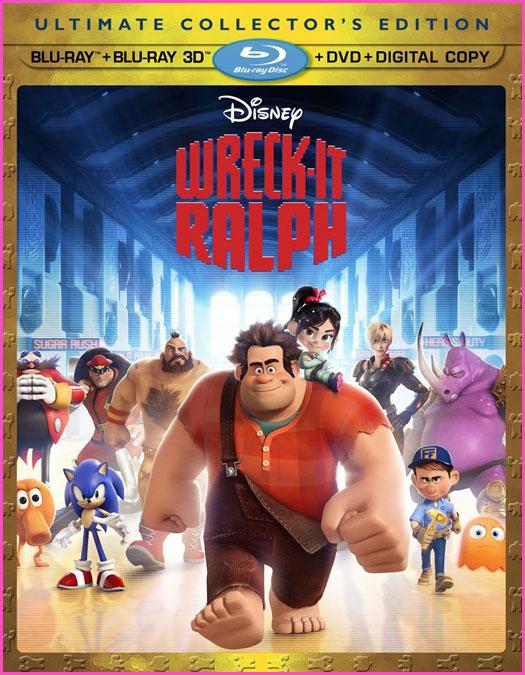 DVD Reviews: Wreck-It Ralph