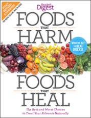 Book Reviews: Foods that Harm Foods that Heal