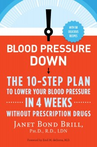 Book Reviews: Blood Pressure Down