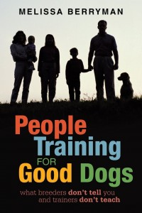 People Training for Good Dogs
