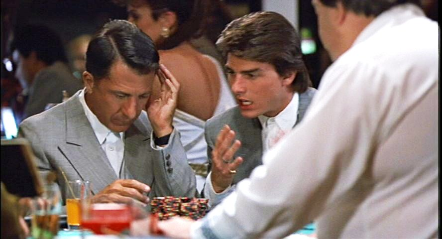 rain man counting cards