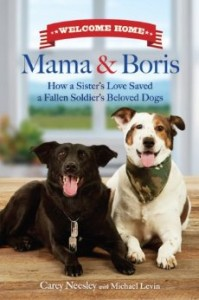 Book Reviews: Welcome Home Mama and Boris