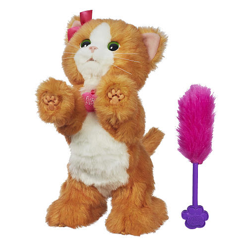 Toy Reviews: Daisy Plays with me Kitty