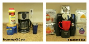 Review & Giveaway: Tassimo T55