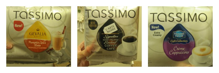tassimo coffee Collage