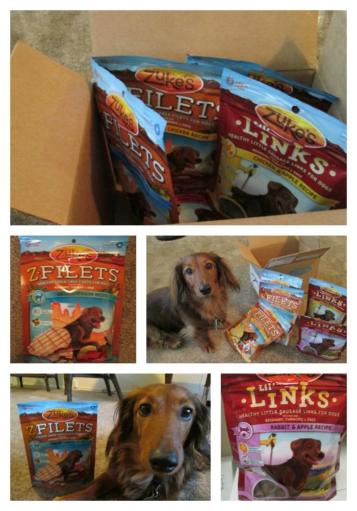 Pet Products: Zuke's