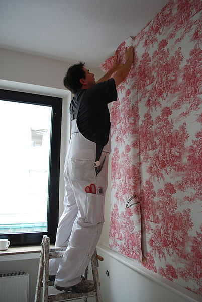 How to: Choose the Right Wallpaper for Your Home