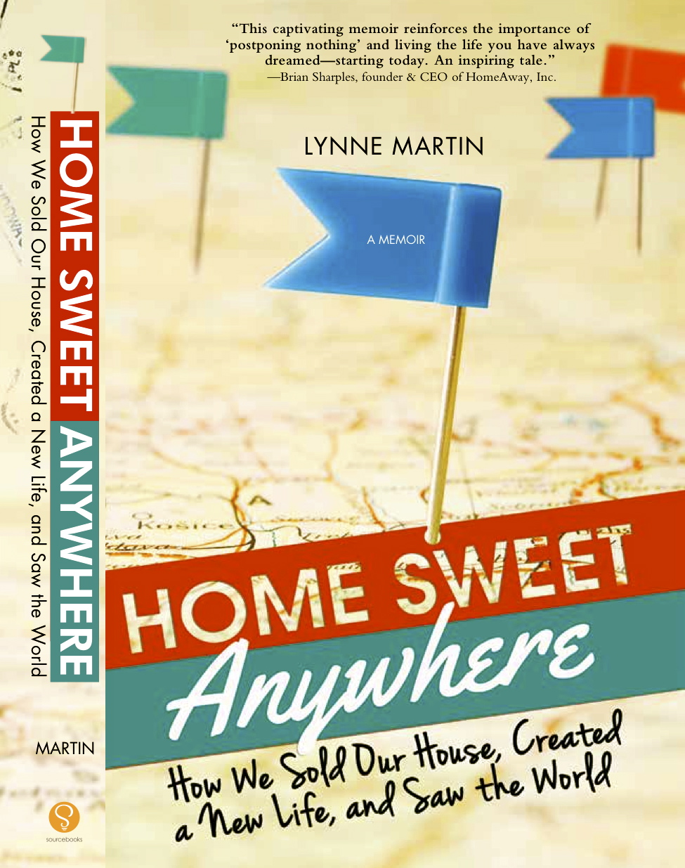 Book reviews: Home Sweet Anywhere