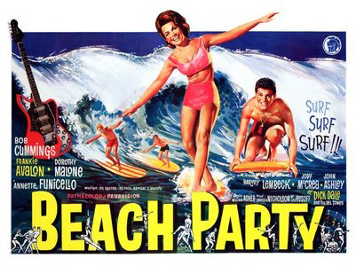 beach party movie