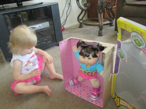 What's new in the cabbage patch?