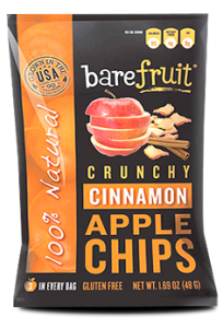 Food Reviews: Bare Fruit Apple