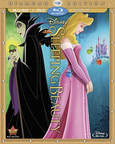 Movie review sleeping beauty diamond edition