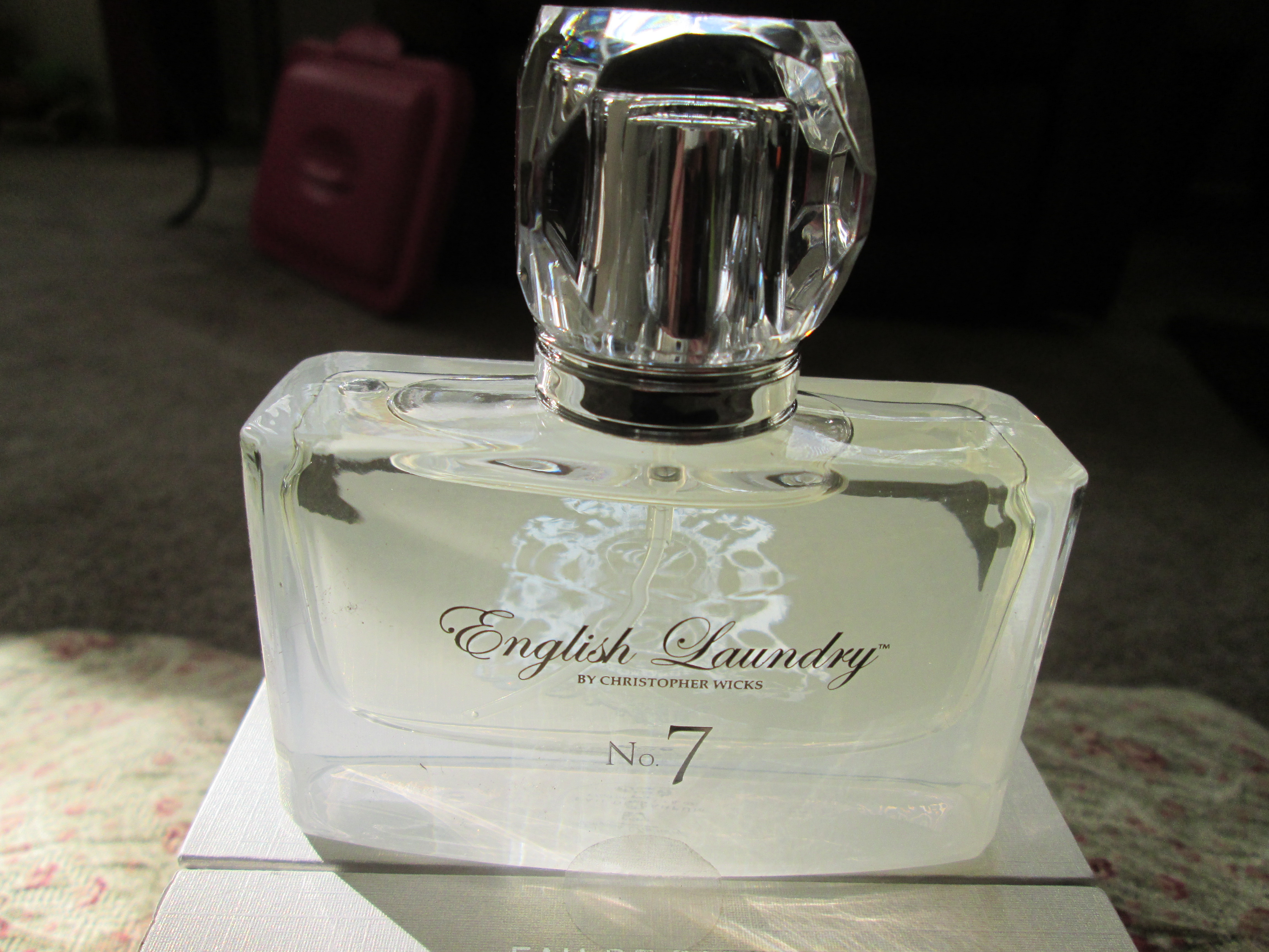 Fragrance review english laundry fragrance for English laundry perfume