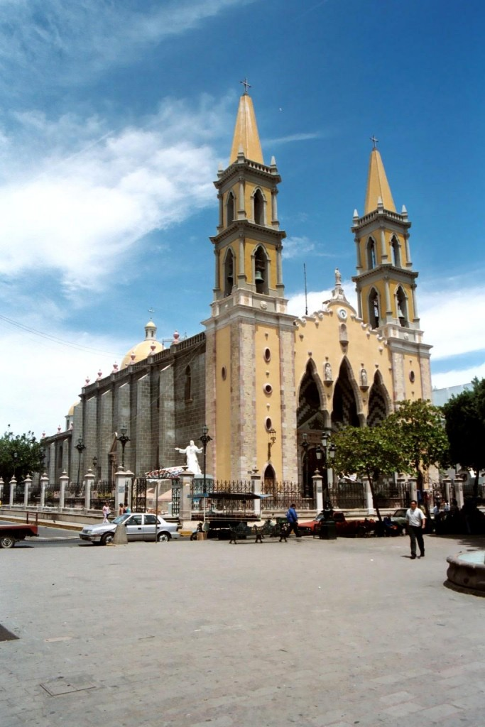 """Church - Mazatlan, Centro"" by Kfengler - Own work. Licensed under CC BY 3.0 via Wikimedia Commons - http://commons.wikimedia.org/wiki/File:Church_-_Mazatlan,_Centro.jpg#mediaviewer/File:Church_-_Mazatlan,_Centro.jpg"