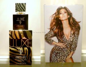 Perfume review: JLux by Jennifer Lopez