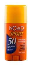 Beauty & Health review: NO-AD Sunscreen