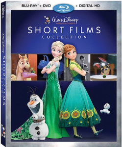 Blu-ray review: Walt Disney Short Films Collection