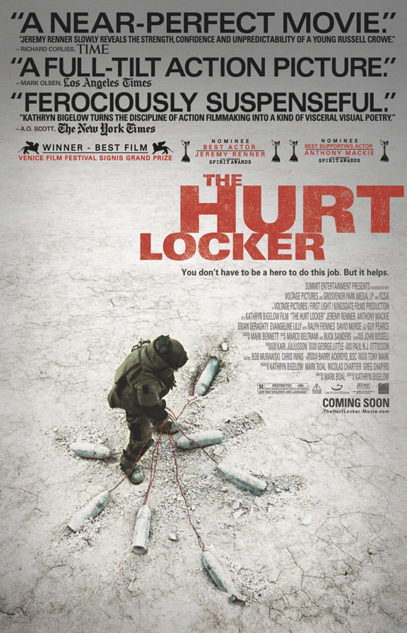 the hurtlocker
