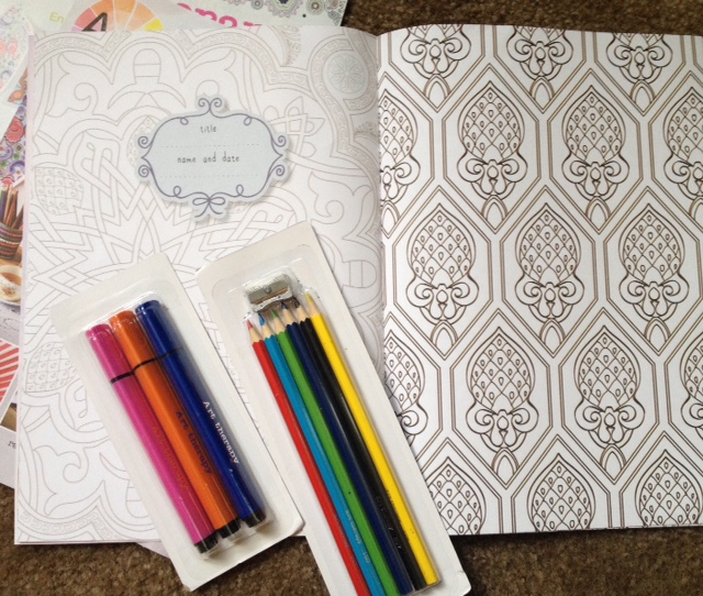 Gift review: Art Therapy Collection