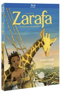DVD review: ZARAFA