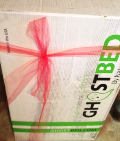ghostbed box