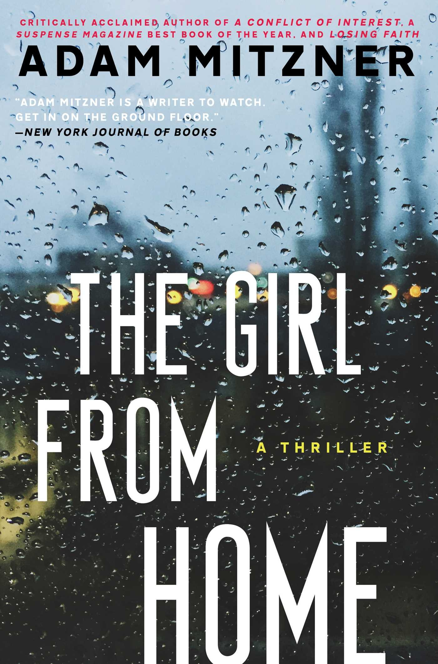 Book review: The Girl from Home