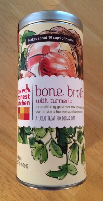 It's a Dog Day for Clem – With The Honest Kitchen's BONE BROTH