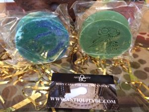 Antiquity BC – soaps that are absolutely vibrant and natural