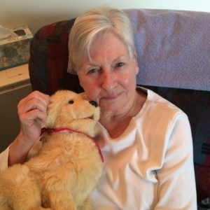 Seniors +The Holidays + Hasbro's Joy for All Pets (Pup and Cat) = Love