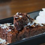 Old South Swoon Song Coconut Brownies