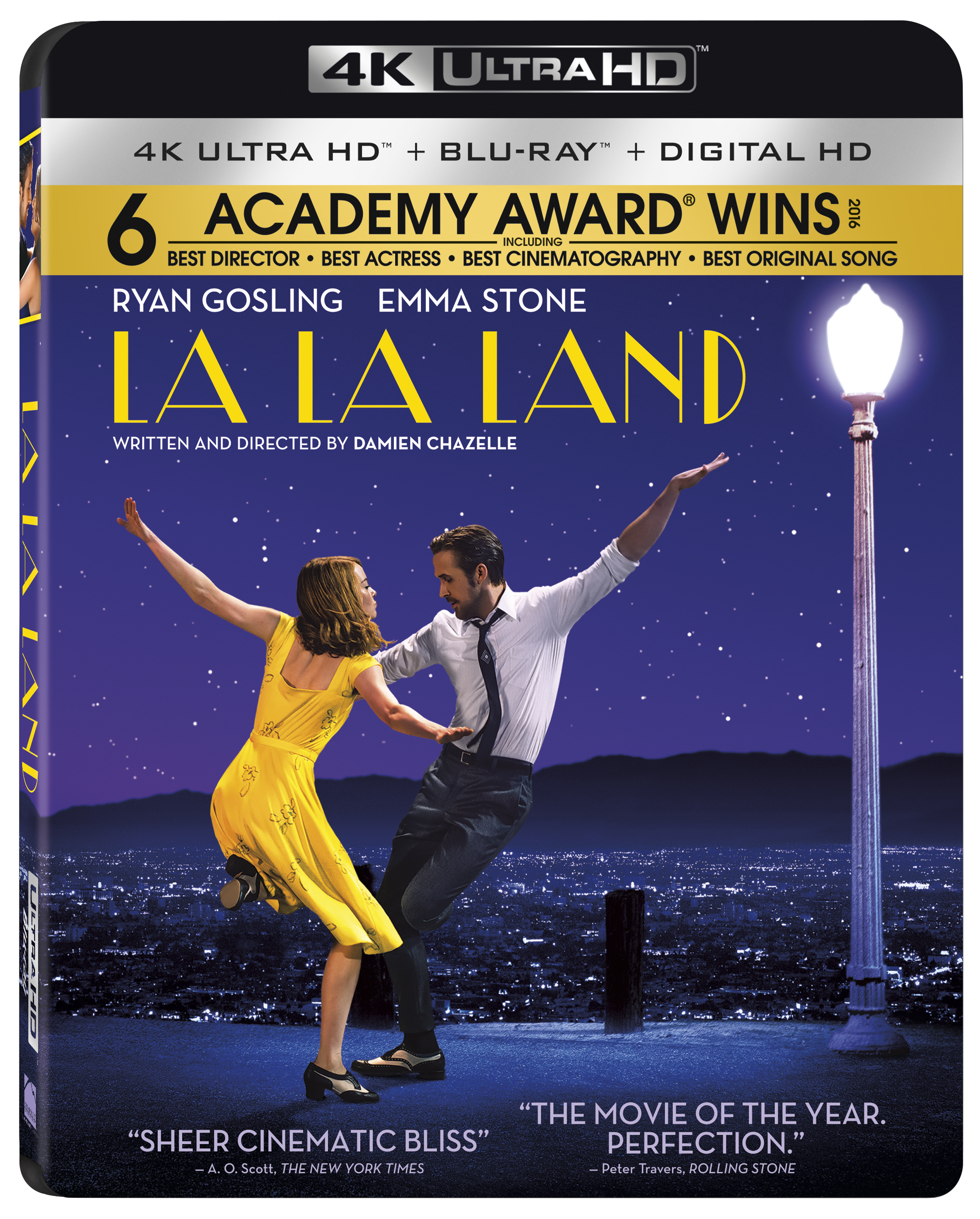 La La Land – The Movie of the Year