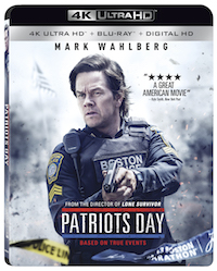 Patriot's Day now out on blu-ray/DVD