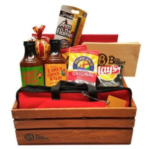Fathers Day Gifts: The BroBasket