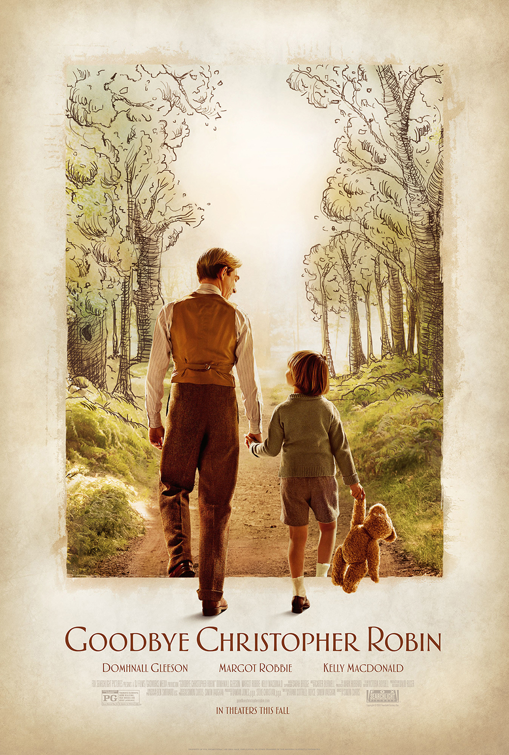 Movie sneak peek: Goodbye Christopher Robin