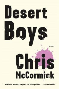 A review of: Desert Boys