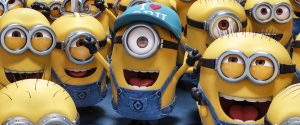 Hilton is giving away a Minion Experience in Hollywood