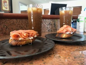 Our 4 times per day habit – FOOD edition