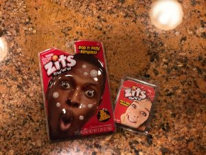 Zits Ewww! Review: Pimple Popping Toy