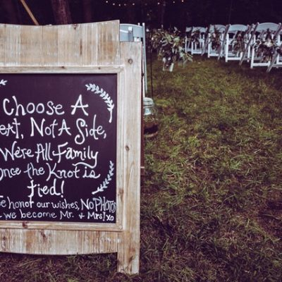 What To Rent for Your Vintage Themed Wedding