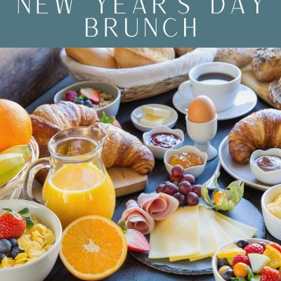 Happy 2021 with a guide to New Year's Day Brunch