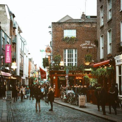 Days Gone By in Dublin