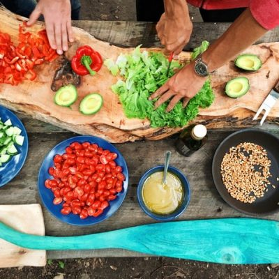 Learn To Cook And Eat Healthier In The Process
