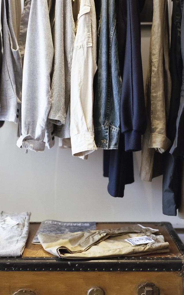 How to Create a Core Wardrobe