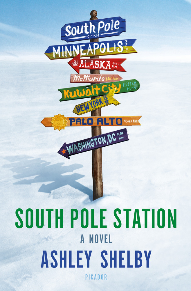Ava's back to review South Pole Station for us